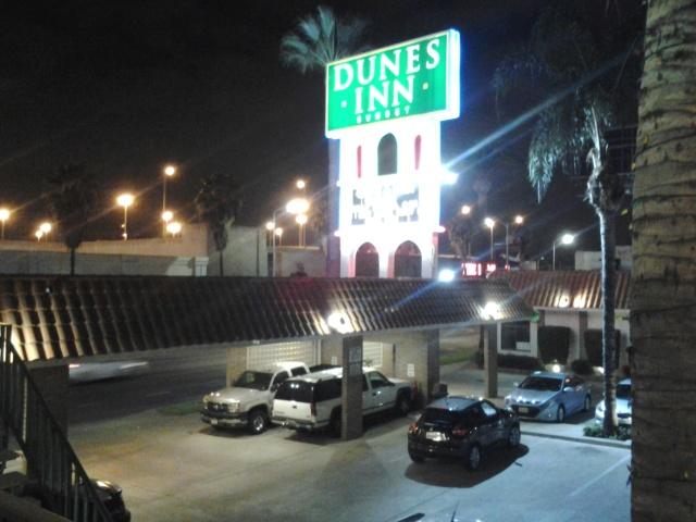 Hotel Dunes Inn Sunset Los Angeles