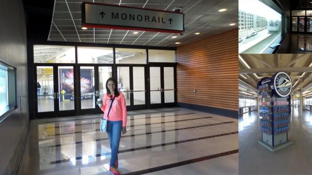 Como organizar seu passeio nos hotéis de las vegas las vegas monoroil
