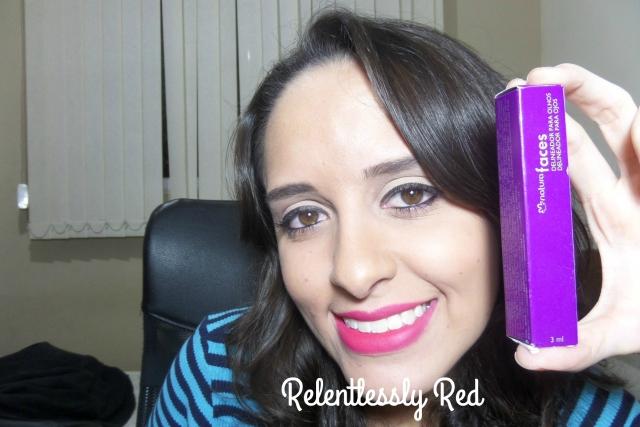 Batom vermelho Relentlessly Red Mac