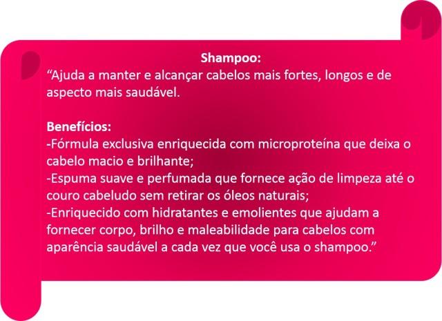 resenha shampoo manen tail