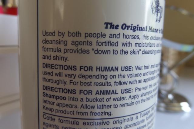 resenha shampoo e condicionador mane'n tail