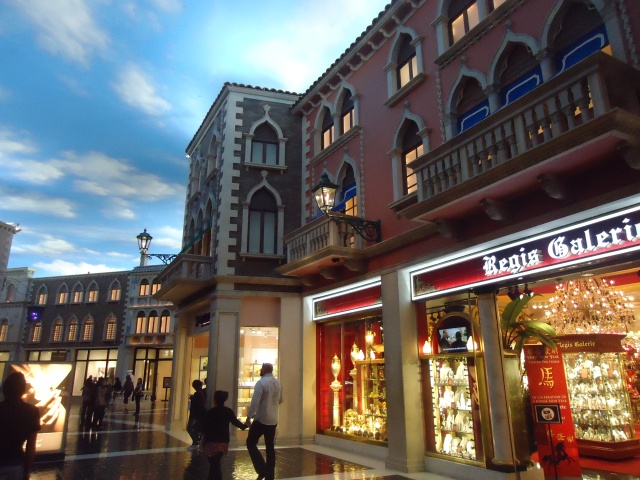 passeie pelos hoteis mais legais de las vegas the venetian